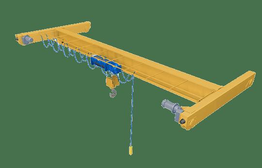 мостовые однобалочные краны