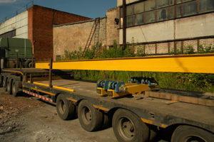 dostavka kran balok 300x200 - Опорная кран-балка 1 тонна