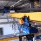 YElektricheskie podvesnye kran balki 80x80 - Опросный лист КМП