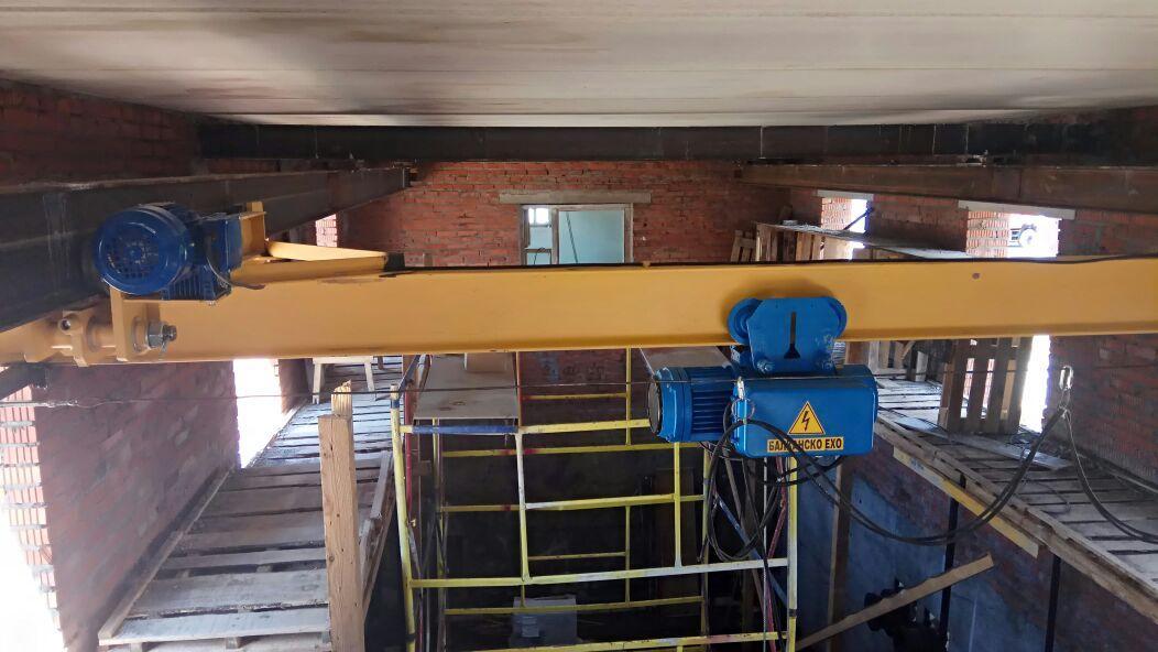 10 - Кран-балка 12,5 тонны