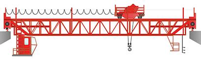 FERMENNOE STROENIE - Мостовые двухбалочные краны