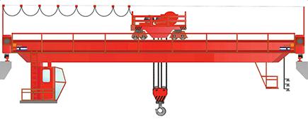 KOROBCHATOE STROENIE - Мостовые двухбалочные краны