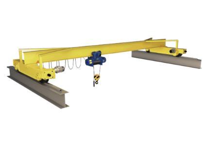 Modeli kb opornyĭ - Кран-мостовой однобалочный 12,5 т.