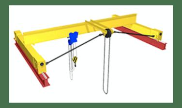 RO2 - Кран-мостовой однобалочный 0,5т.