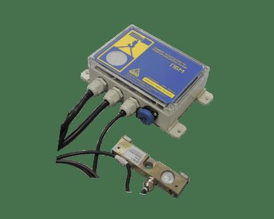 Registrator parametrov - Двухбалочный мостовой кран 16/3,2 т.