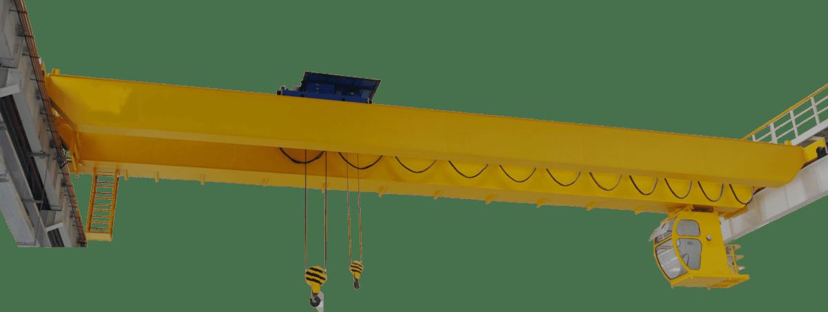 kran - Мостовые двухбалочные краны